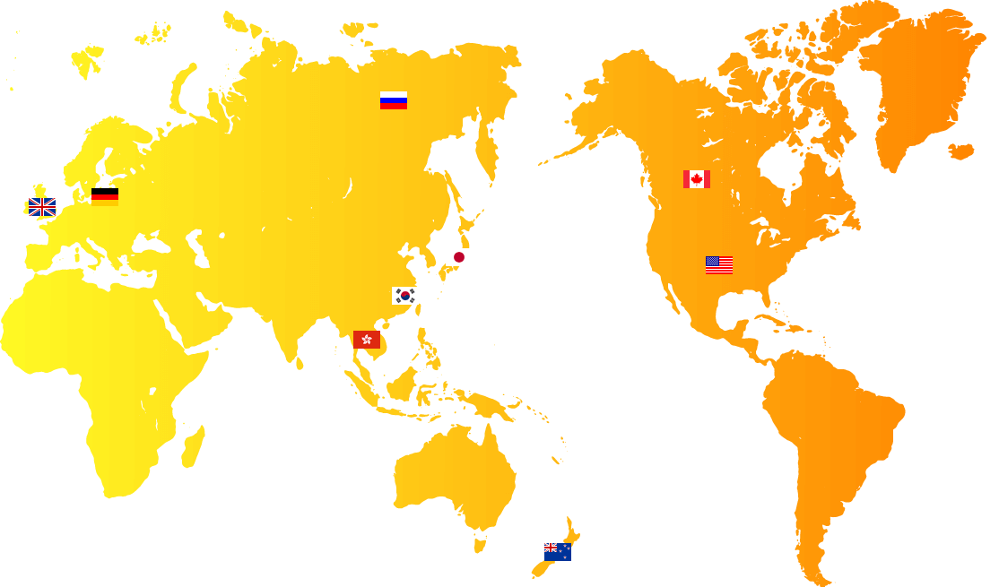 Partners around the world